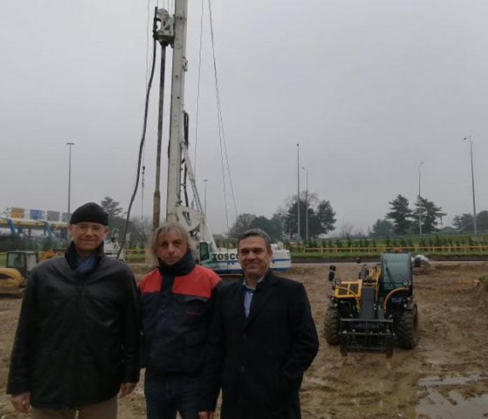 Farmabios Breaks Ground to Expand its Manufacturing Footprint in Gropello Cairoli (Italy)